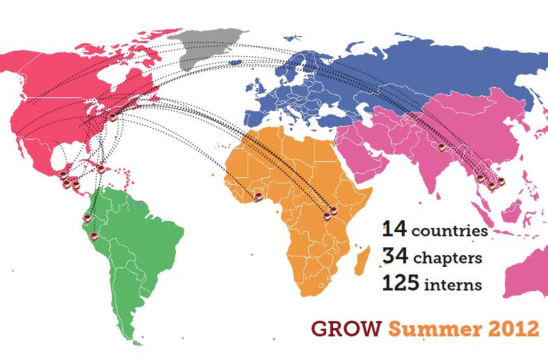 GROW Summer 2012